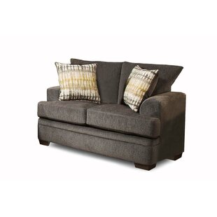 Best Price Bourgeois Loveseat by Red Barrel Studio Reviews (2019) & Buyer's Guide