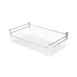 Matthes 69.5cm Wide Shelving By Rebrilliant