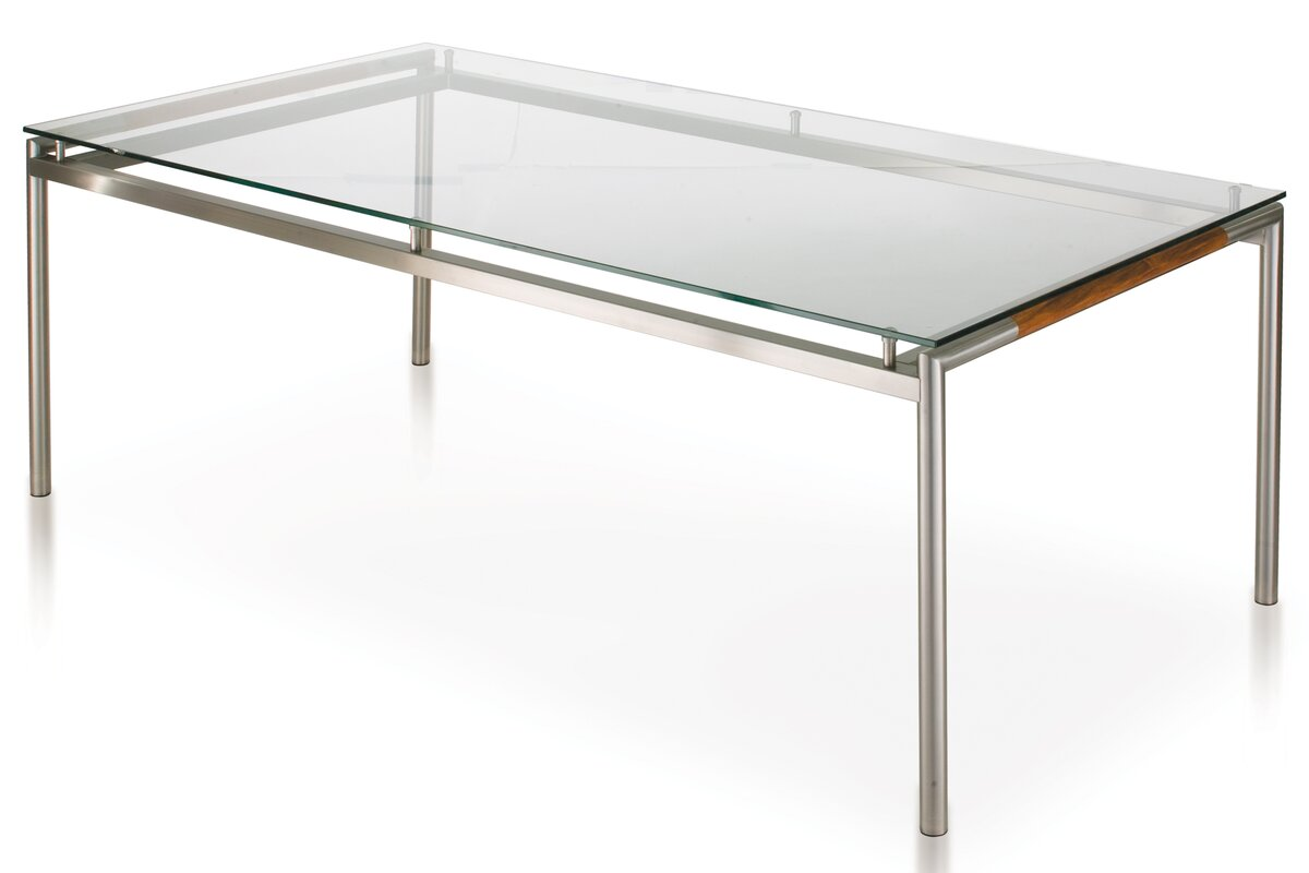Breeze Stainless Steel Dining Table