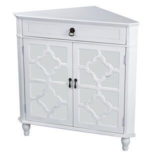 Nalley 1 Drawer 2 Door Accent Cabinet