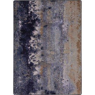 Compare & Buy One-of-a-Kind Canup Hand Woven Gray/Black Area Rug ByWilliston Forge