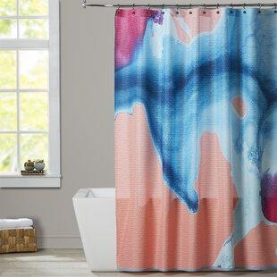 Deb McNaughton Prettiest Peach Shower Curtain
