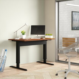 Pneumatic Adjustable Height Standing Desk by Luxor 2019 Sale