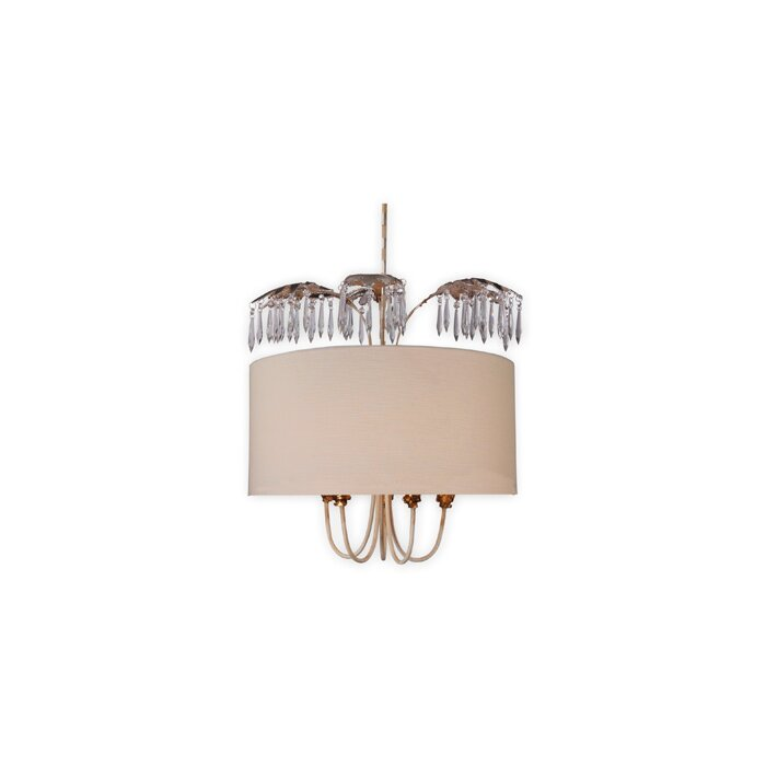 Antoinette 5 Light Drum Chandelier