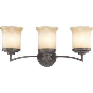 Winston Porter Craddock 3-Light Vanity Light