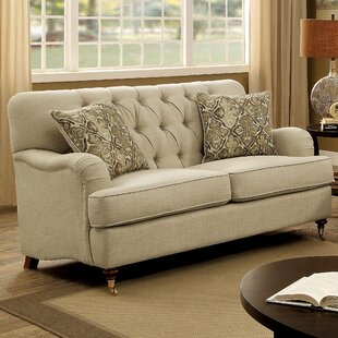 Luisa Loveseat by Darby Home Co