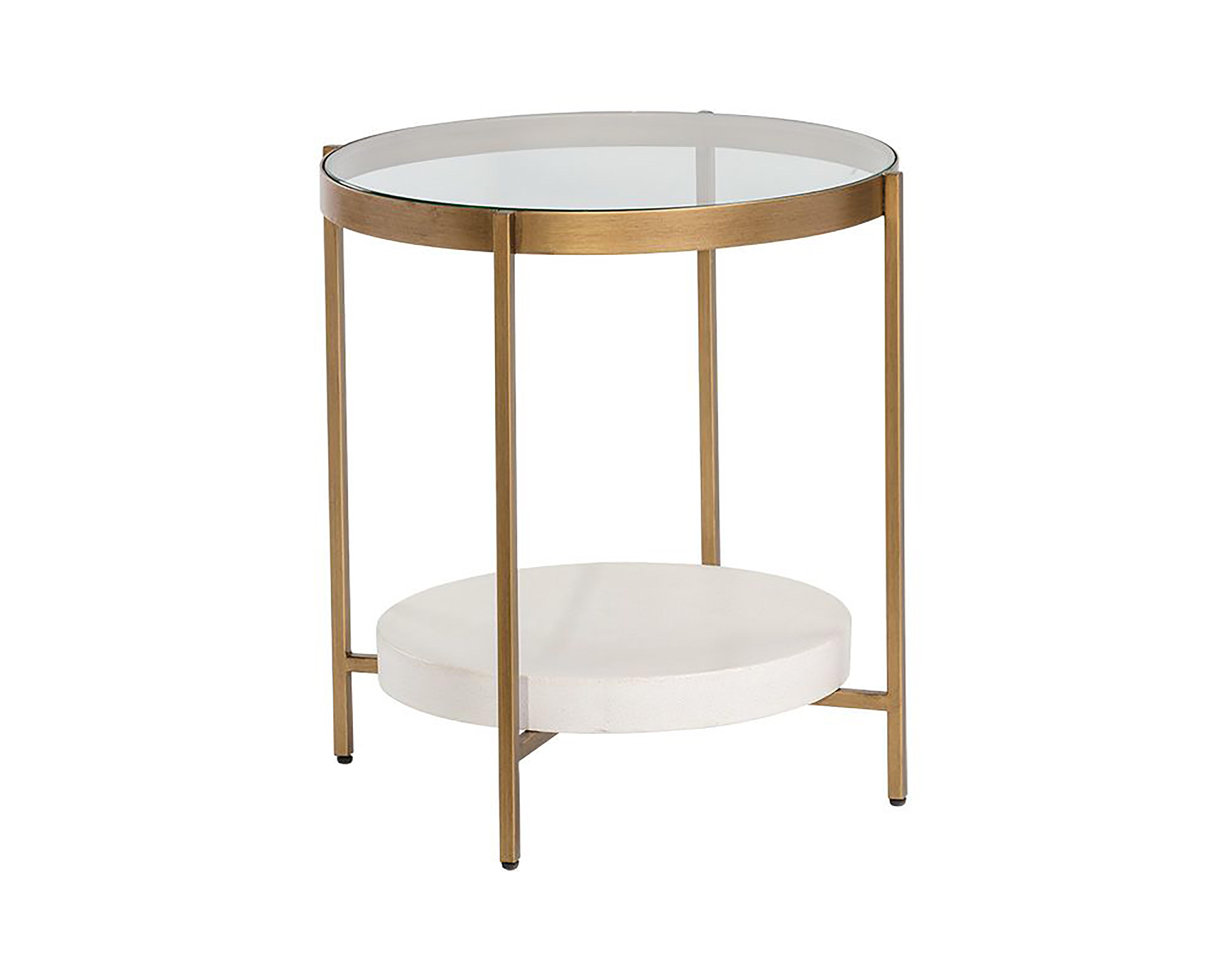 Deemer End Table Allmodern