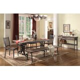 Alicia Dining Table by Fleur De Lis Living