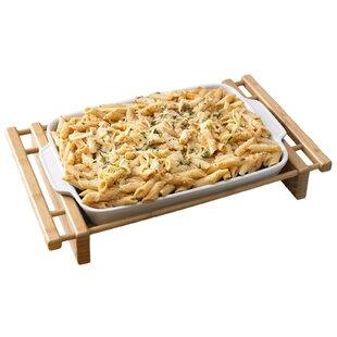 Rectangular Grand Buffet Lasagna/Roaster Bakeware Dish