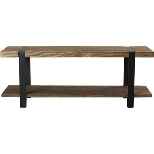 Bosworth Wood Storage Bench