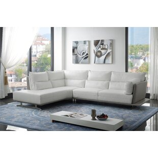 Cotswold Leather Sectional