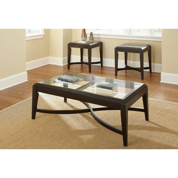Steve Silver Furniture Mayfield 3 Piece Coffee Table Set U0026 Reviews | Wayfair