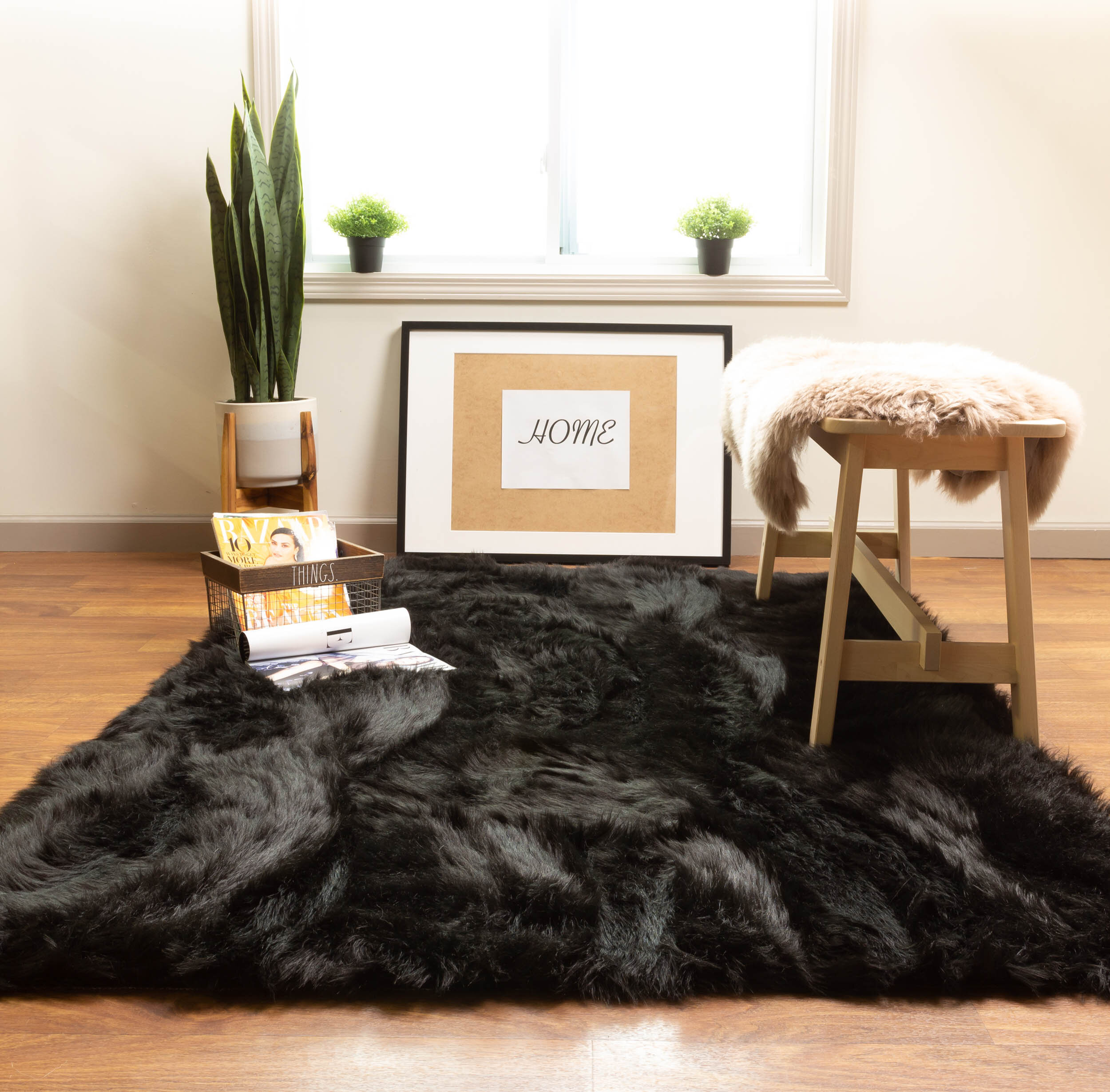 Black Area Rugs Free Shipping Over 35 Wayfair