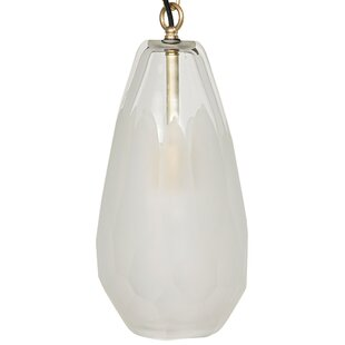 Noir Ice 1-Lights Mini Pendant