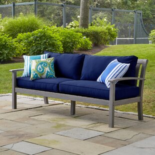 Birch Lane™ Rossi Patio Sofa with Cushions