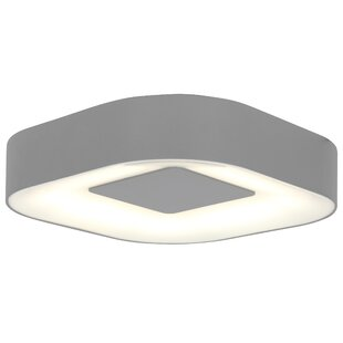 Ohare LED Outdoor Flush Mount By Sol 72 Outdoor