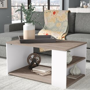 Koreana Coffee Table by Turn on the Brights Design