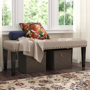 Bellatrix Upholstered Bench