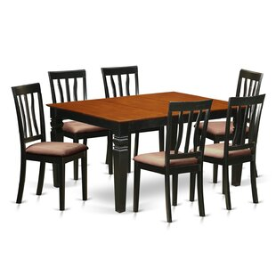 Argenta 7 Piece Dining Set DarHome Co