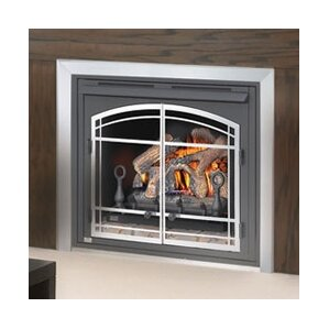 Fire Box Vent Free Wall Mounted Gas Fireplace by Napoleon