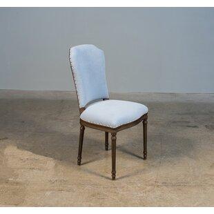Sarreid Ltd Emilion Upholstered Dining Chair (Set of 2)