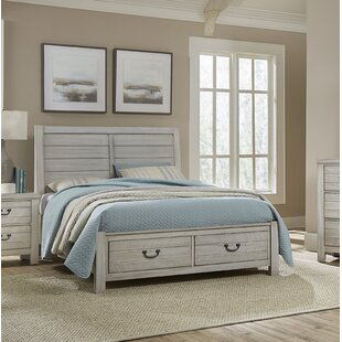 Bowie Storage Panel Bed by Kitsco Find