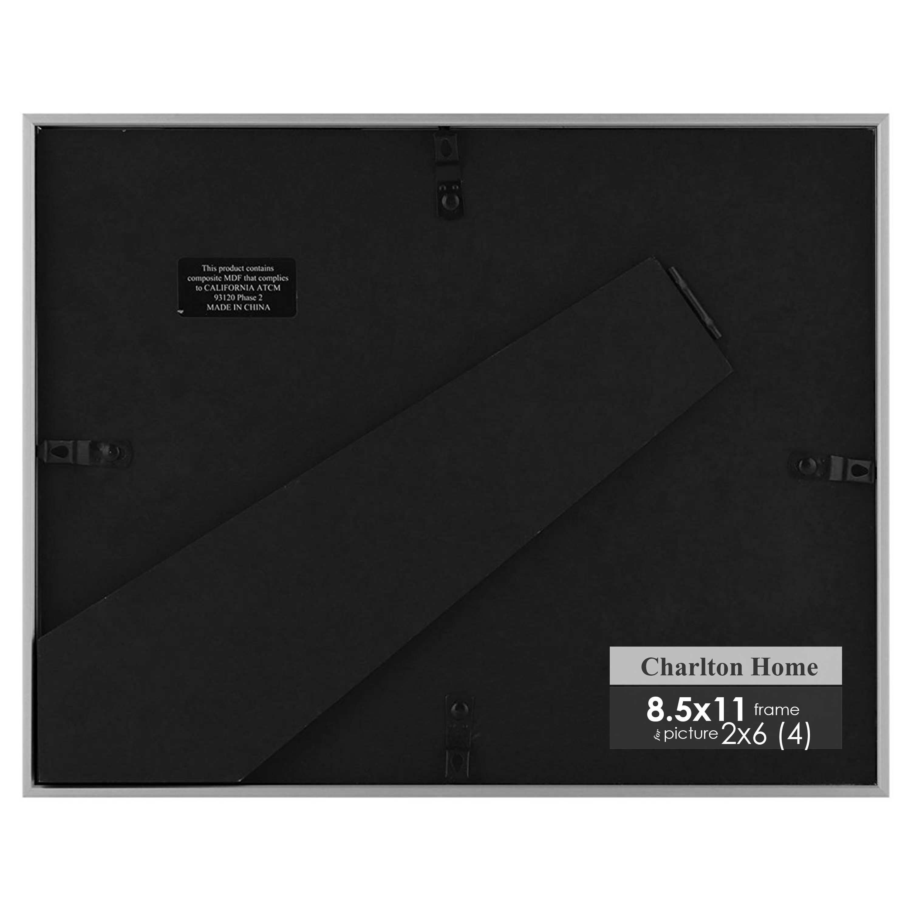 Frame Smart pack of 10 Black picture//photo mounts size 16x12 inches for A4