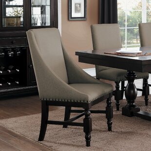 Kamen Upholstered Dining Chair (Set of 2) DarHome Co