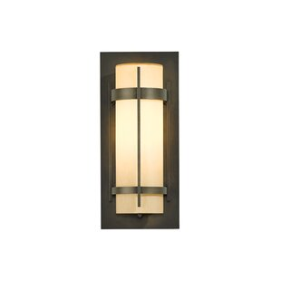Hubbardton Forge Banded Outdoor Flush Mount