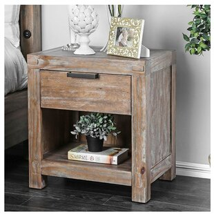Foundry Select Benally 1 Drawer Nightstand