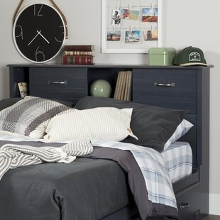 Ulysses Full Bookcase Headboard by Three Posts Baby amp Kids
