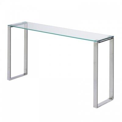 Orren Ellis Irina Narrow Console Table Size: 30 H x 30 W x 8 D