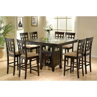 Alcott Hill Melvin Counter Height Dining Table