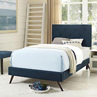 Latitude Run Ziemer Upholstered Platform Bed