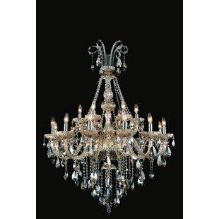 Astoria Grand Yves 8-Light Chandelier