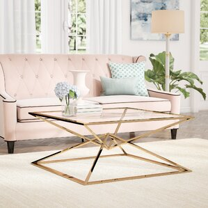 Willa Arlo Interiors Anselme Coffee Table