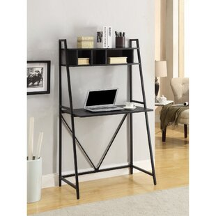 Winston Porter Keever Metal Ladder Desk