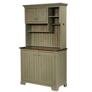 Godwin Bar Cabinet by August Grove