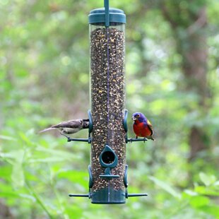 Woodstream Wildbird Classic Tube Bird Feeder
