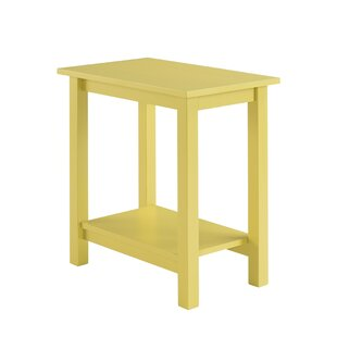 Cadena End Table by Highland Dunes