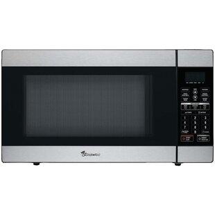 1.8 cu. ft. 1100W Countertop Microwave