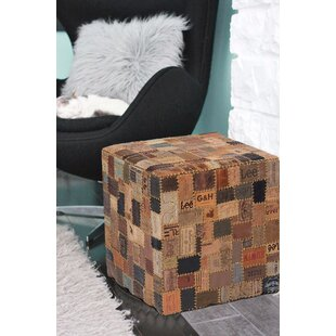 Judith Square Pouf by Millwood Pines