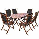 Hico 7 Piece Dining Set
