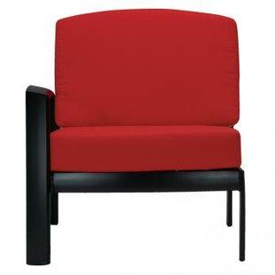 South Beach Right Side Module Chair with Cushion