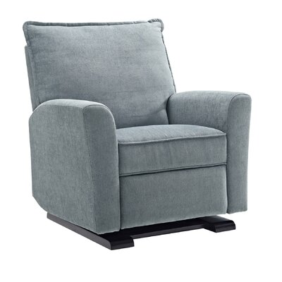 Mack & Milo Whelan Reclining Glider Upholstery Color: Gray
