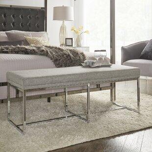 Dark Brown Bedroom Bench | Wayfair