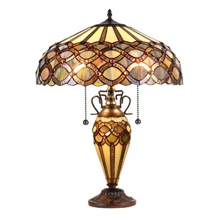 Read Reviews Prisma 25 Table Lamp By Chloe Lighting