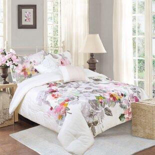 Mammie Reversible Comforter Set