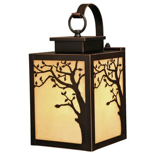 Baynham Outdoor Wall Lantern by Winston Porter