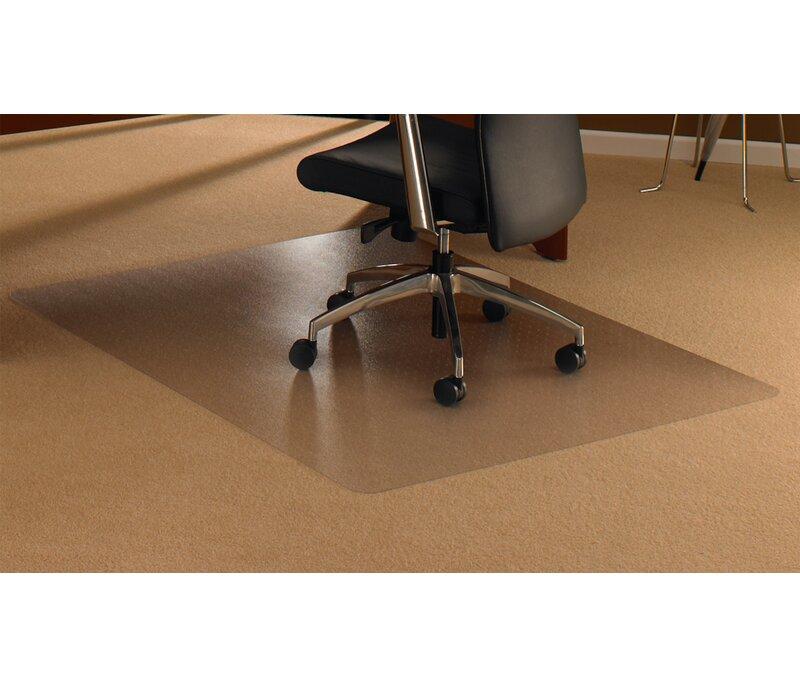 floortex cleartex high pile carpet straight edge chair mat reviews